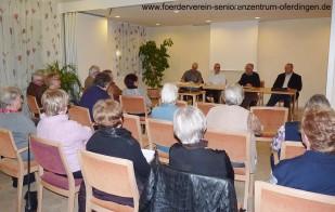 Förderverein Seniorenzentrum Oferdingen e.V. - Mitgliederversammlung 13.03.2014