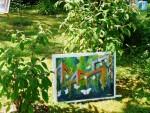 Der Förderverein Seniorenzentrum Oferdingen e.V. präsentiert: Ausstellung Kunst im Grünen am 10. Juni 2018